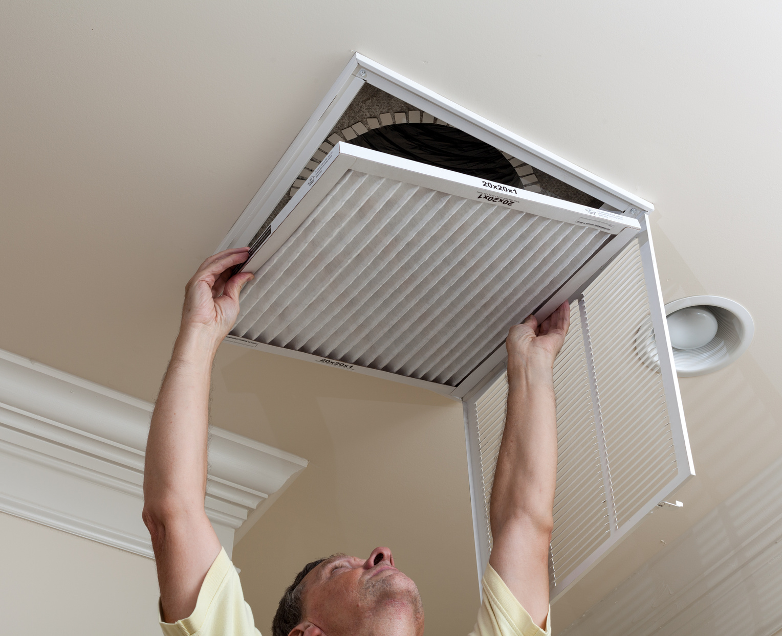 How Often Should I Change My Air Filter? Aug 26, 2015. Heating, Air  Conditioning, Geothermal | Lexington Filter Replacement | Climate Control