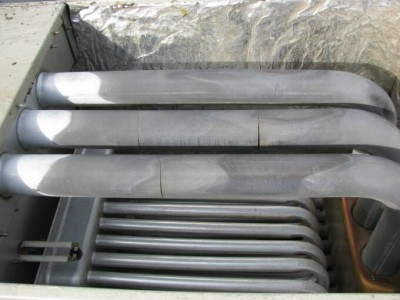 Cracked Heat Exchanger | Climate Control