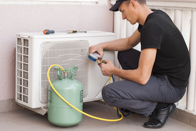Lexington HVAC Refrigerant Experts | Climate Control