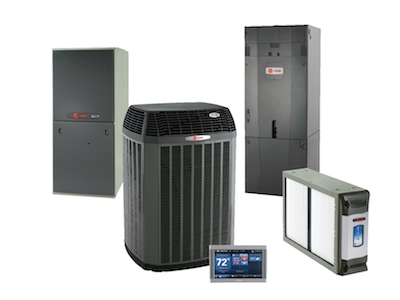 Trane Heating & Cooling Experts | Climate Control
