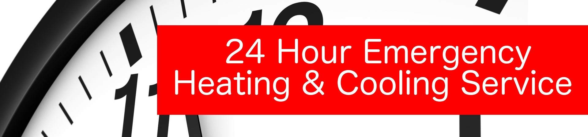 24 Hour Emergency Service | Climate Control