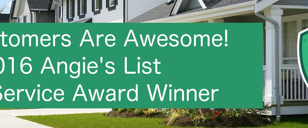 Angie's List Award 2016   Climate Control