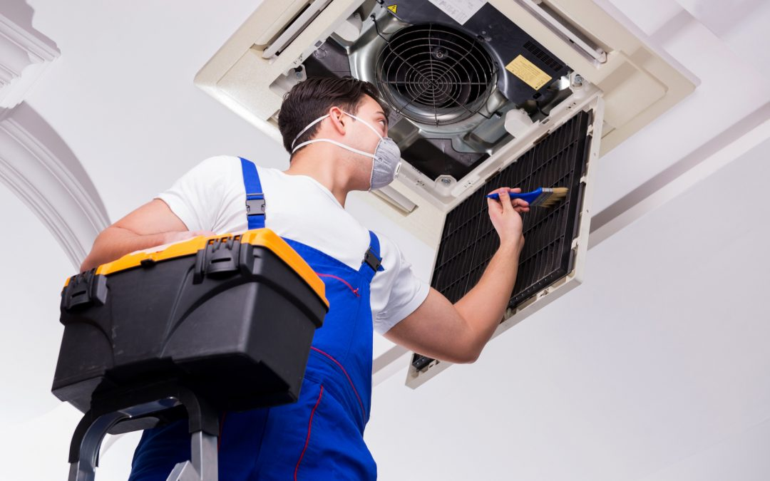 Air Conditioner Needs Repair? Don't Go DIY