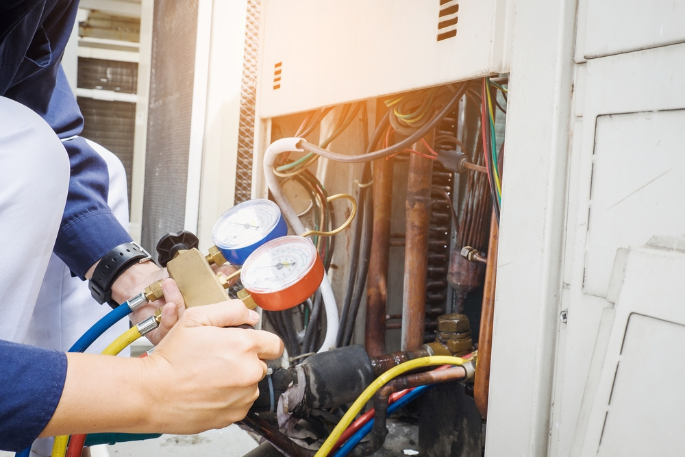 Heating and cooling experts in Lexington