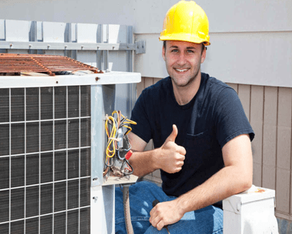hire a pro to handle your HVAC issues