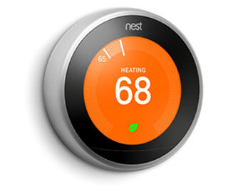 Climate Control - Nest Learning Thermostat