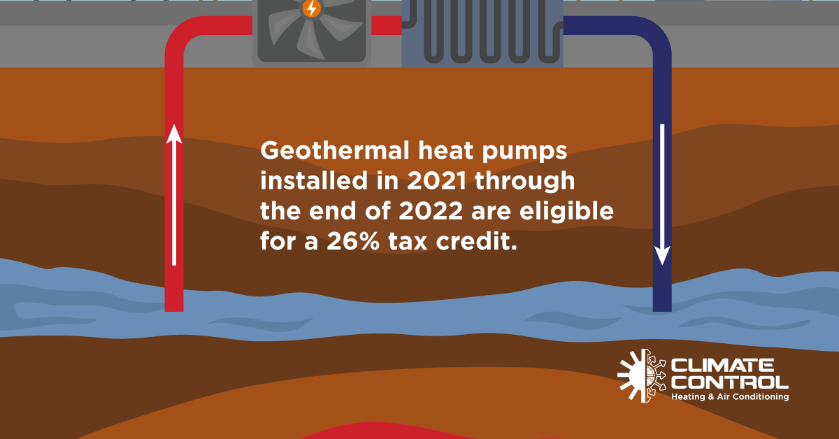 climate geothermal taxcredit